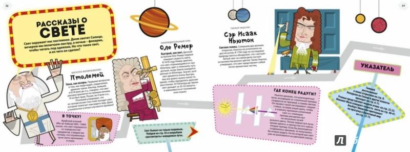Иллюстрация 1 из 23 для Путеводитель по миру научных открытий - Дэн Грин   Лабиринт - книги. Источник: Лабиринт