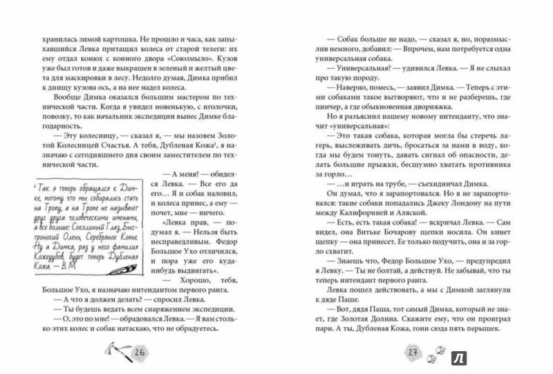 Иллюстрация 1 из 47 для Тайна золотой долины - Василий Клепов | Лабиринт - книги. Источник: Лабиринт