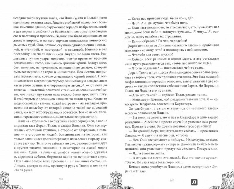 Иллюстрация 1 из 8 для Эльфийские хроники - Жан-Луи Фетжен   Лабиринт - книги. Источник: Лабиринт