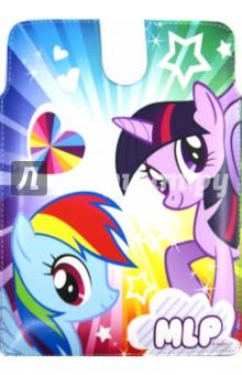Чехол для планшета My Little Pony. Sweet Pony (55200)Детские сувениры<br>Чехол для планшета My Little Pony. Sweet Pony.<br>Изделие кожгалантерейное детское.<br>Изготовлено из искусственной кожи, текстильных материалов, металла (магнит).<br>Сделано в Китае.<br>