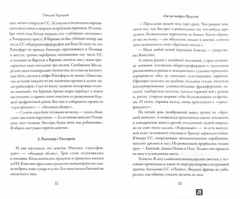 Иллюстрация 1 из 10 для Он же капрал Вудсток - Овидий Горчаков | Лабиринт - книги. Источник: Лабиринт