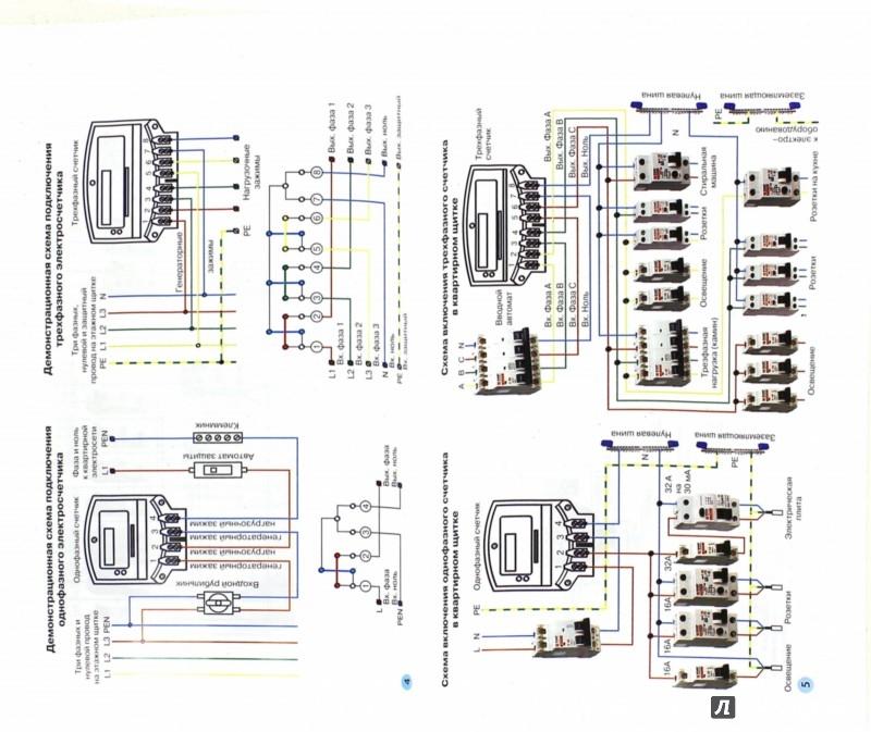 Иллюстрация 1 из 6 для Краткий справочник домашнего электрика - С. Шмаков | Лабиринт - книги. Источник: Лабиринт