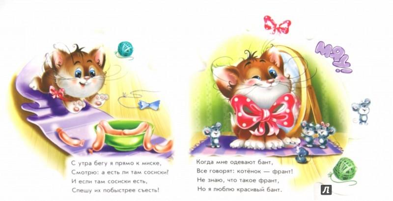 Иллюстрация 1 из 8 для Все про котёнка - Ринат Курмашев | Лабиринт - книги. Источник: Лабиринт
