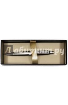 Ручка шариковая корпус нержавеющая сталь. Хромированные детали (140230) Parker