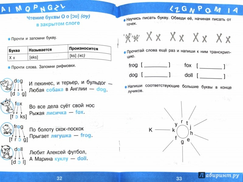 Иллюстрация 1 из 14 для Читаем и пишем по-английски - М. Полянская | Лабиринт - книги. Источник: Лабиринт