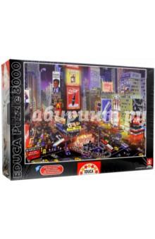 Пазл-8000 Вечер на Таймс Сквер (16325)Пазлы (2000 элементов и более)<br>Пазл-мозаика.<br>8000 деталей.<br>Размер собранной картинки: 192 х 136 см.<br>Материал: картон.<br>Упаковка: картонная коробка.<br>Сделано в Испании.<br>