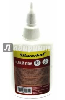 Клей ПВА 80 гр CLASSIC морозоустойчивый (433035-80) Silwerhof