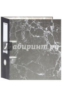 """Папка-регистратор """"Classic"""" (корешок 75 мм, черный) (355004-01)"""