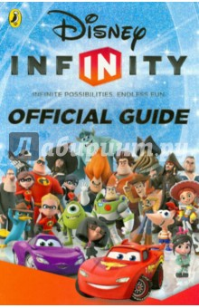 Jenkins Richard Disney Infinity. The Official Guide