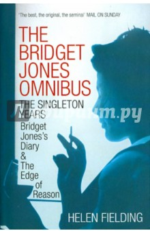 Bridget Jones. Singleton Years (2 books in 1)Художественная литература на англ. языке<br>Bridget Jones s Diary was first published in 1996 and applauded by critics from Salman Rushdie to Jilly Cooper. A number-one bestseller, Helen Fielding s book has sold over fifteen million copies worldwide and has been turned into an Academy Award-nominated film starring Renee Zellweger, Colin Firth and Hugh Grant. Bridget Jones s Diary is followed by Bridget Jones: The Edge of Reason and Bridget Jones: Mad About the Boy. Bridget Jones: The Singleton Years brings together Bridget Jones s Diary and The Edge of Reason. Helen Fielding portrays Bridget, everyone s favourite spinster, as she struggles through the social minefield of her thirties and tries to weigh up the eternal question: Daniel Cleaver or Mark Darcy? She is supported through the whole process by four indispensable friends, Shazzer, Jude, Tom and a bottle of chardonnay. A dazzling urban satire of modern relationships? An ironic, tragic insight into the demise of the nuclear family? Or the confused ramblings of a pissed thirty-something? Two diaries, two enduring bestsellers, one unforgettable character. This is Bridget Jones: The Singleton Years. V.g.<br>