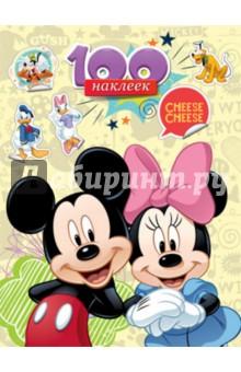 "100 наклеек ""Disney. Микки Маус"""