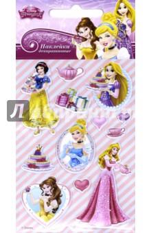 Disney яркие наклейки Принцессы 5 (DsS04)