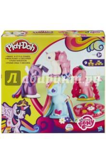 Игровой набор Создай любимую Пони PLAY-DOH (B0009)