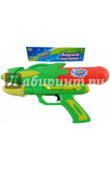Оружие водное (в пакете, 33х5,5х18 см) (S-00043)