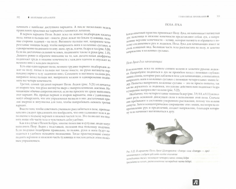 Иллюстрация 1 из 28 для Анатомия Хатха-йоги. Руководство для студентов, преподавателей и практикующих - Дэвид Коултер | Лабиринт - книги. Источник: Лабиринт