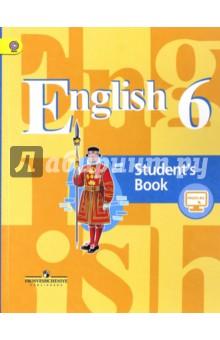 Английский язык. 6 класс. Учебник. ФГОСАнглийский язык (5-9 классы)<br>Учебник Английский язык является основным компонентом УМК для учащихся 6 класса общеобразовательных организаций.<br>Учебник является эффективным инструментом, обеспечивающим новое качество обучения английскому языку.<br>В учебнике даётся аутентичный материал по всем видам речевой деятельности (аудирование, говорение, чтение и письмо) и достаточно полно представлены упражнения для его усвоения. Специальные средства и рубрики используются для овладения универсальными учебными действиями и специальными учебными умениями, для развития самостоятельной исследовательской деятельности учеников, для знакомства с культурой англоязычных стран, помогают повысить самооценку учащихся.<br>Учебник соответствует требованиям Федерального государственного образовательного стандарта основного общего образования.<br>Аудиокурсы и дополнительные материалы размещены в электронном каталоге на сайте издательства Просвещение.<br>Рекомендовано Министерством образования и науки Российской Федерации.<br>5-е издание.<br>