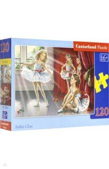 Puzzle-120 MIDI Балет (В-13036)Пазлы (100-170 элементов)<br>Пазл-мозаика.<br>Способствуют развитию образного и логического мышления, наблюдательности, мелкой моторики и координации движений руки.<br>Размер собранной картинки: 32х23 см<br>Количество элементов: 120<br>Материал: картон.<br>Упаковка: картонная коробка.<br>Для детей от 6-ти лет.<br>Не давать детям до 3-х лет из-за наличия мелких деталей.<br>Сделано в Польше.<br>