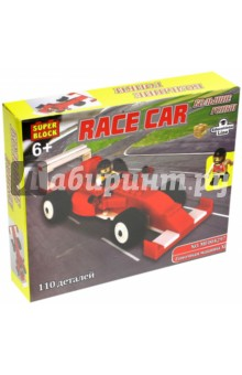 """Конструктор """"Большие гонки. Гоночная машина XL"""" (MF004297)"""