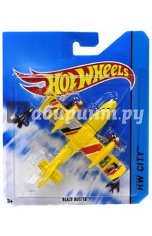 """Самолет """"Hot Wheels"""" (в ассортименте) (BBL47)"""
