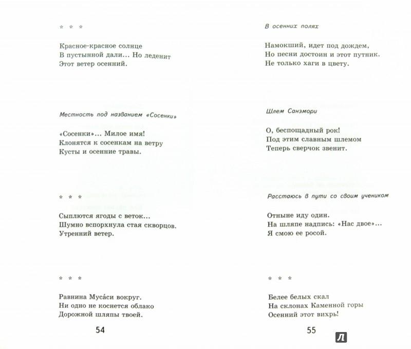 Иллюстрация 1 из 16 для Японская классическая поэзия хокку | Лабиринт - книги. Источник: Лабиринт