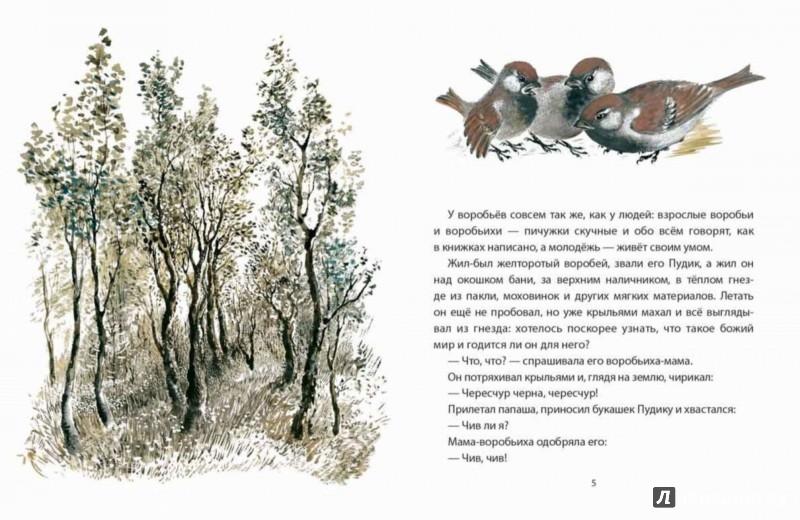 Иллюстрация 1 из 24 для Воробьишко - Максим Горький | Лабиринт - книги. Источник: Лабиринт