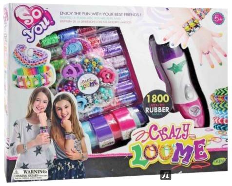 Иллюстрация 1 из 9 для Набор для создания украшений: резинки (TAL08155)   Лабиринт - игрушки. Источник: Лабиринт