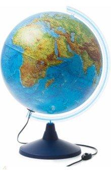 Глобус Земли физический (d400, подсветка) (Ке014000244) Globen