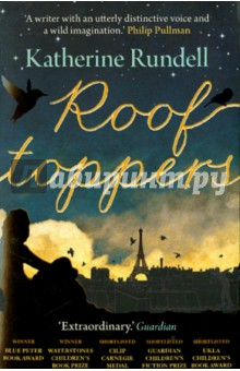 RooftoppersИзучение иностранного языка<br>This is the winner of the Blue Peter Book Award and the Waterstones Childrens Book Prize, and shortlisted for the CILIP Carnegie Medal. Already being proclaimed a classic in childrens literature and compared to the likes of Roald Dahl and Eva Ibbotson, Katherine Rundells Rooftoppers merges fantasy and historical fiction with sophisticated lyrical prose and vivid imagery that will delight middle grade readers, tweens, teens, and parents and teachers alike. Join plucky heroine Sophie, her eccentric guardian Charles, and her intrepid orphan allies on the rooftops of Victorian Paris, as they encounter suspense and adventure that will keep kids of all ages on the edge of their seats right to the heartwarming end. My mother is still alive, and she is going to come for me one day. Everyone thinks that Sophie is an orphan. Found floating in a cello case and swaddled in a Beethoven score, she is the only recorded female survivor of a shipwreck on the English Channel. But Sophie remembers seeing her mother wave for help...Charles, a fellow survivor and an eccentric scholar, finds Sophie and brings her home to his London bachelor flat. Raised in a quirky home filled with music, words and love (though questionable diet), Sophie grows into a free-spirited tomboy with a taste for Shakespeare and the unshakeable belief that anything is possible. And you should never ignore a possible. So when the child welfare agency in its bureaucratic wisdom threatens to send Sophie to an orphanage, the optimistic girl and her odd guardian flee to Paris on a quest to find her mother, starting with the only clue she has - the address of the cello maker. Secured in an attic to evade the French authorities, Sophie escapes through the skylight and meets Matteo and his network of rooftoppers - homeless urchins who tightrope walk above the busy streets below, dining on pigeons and snails alongside the gargoyles and bell tower of Notre Dame. Together they set out on an unimaginable adventure, scouring the city for Sophies mother before she is caught and sent back to London - and most importantly, before she loses hope. Readers who enjoyed the Lemony Snicket books, Ellen Potters The Kneebone Boy, Cornelia Funkes The Thief Lord, and Sally Gardners I, Coriander will want to put Rooftoppers on their Must Read<br>