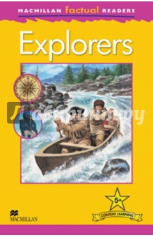 Mac Fact Read.  ExplorersИзучение иностранного языка<br>This six-level series of factual readers allows English language learners to explore a variety of fascinating real-world topics. Each reader has been carefully graded to reinforce the main structures and vocabulary covered in most major language courses. The use of the plus symbol (+) highlights the increased level of challenge in language as compared to a standard reader, reflecting the focus on content learning.<br>Includes a glossary with explanations of key vocabulary<br>Free teaching notes, audio and exercises available<br>Level  5<br>