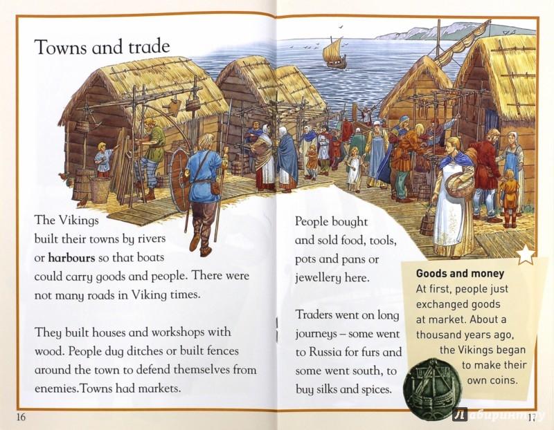 Иллюстрация 1 из 16 для Mac Fact Read.  Vikings - Philip Steele | Лабиринт - книги. Источник: Лабиринт