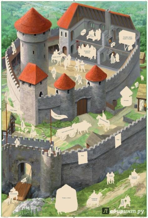 Иллюстрация 1 из 9 для В рыцарском замке - Sonja Meierjurgen | Лабиринт - игрушки. Источник: Лабиринт
