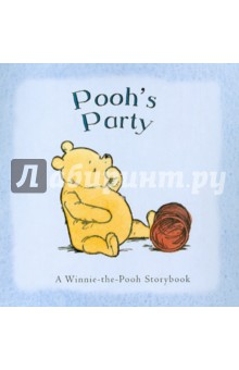 Shepard Ernest H., Milne A. A. Pooh's Party  (board book)