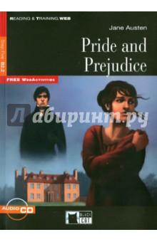 Pride And Prejudice (+CD)Художественная литература на англ. языке<br>Представляем вашему вниманию книгу Pride And Prejudice.<br>
