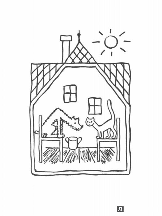 Иллюстрация 1 из 35 для Рассказы про песика и кошечку - Йозеф Чапек | Лабиринт - книги. Источник: Лабиринт