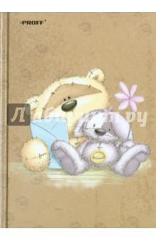 Записная книжка Fizzy Moon (80 листов, A6, клетка) (FM15-NC680) Proff