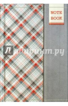 Записная книжка Ноутбук ШОТЛАНДКА (120 листов) (37978)
