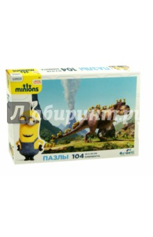 "Пазл-104 ""Minions"" (01693)"