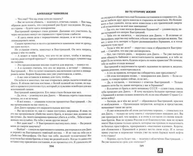 Иллюстрация 1 из 5 для По ту сторону жизни - Александр Чиненков | Лабиринт - книги. Источник: Лабиринт