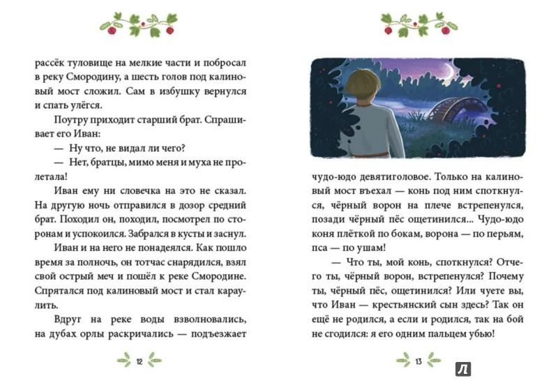 Иллюстрация 1 из 17 для Иван - крестьянский сын и чудо-юдо | Лабиринт - книги. Источник: Лабиринт