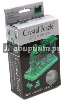 """3D ����������� """"���������"""" (90244) Crystal Puzzle"""