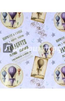 """Бумага упаковочная """"Воздушные шары"""" (39492) Феникс-Презент"""
