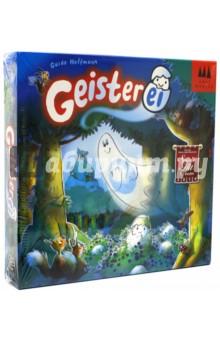 Настольная игра Откуда берутся привидения (Geisterei)
