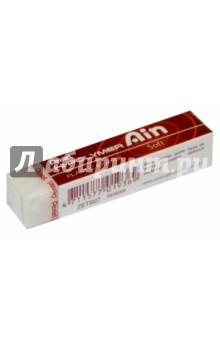 "Ластик белый ""Hi-Polymer Ain Soft"" (ZETS07) Pentel"