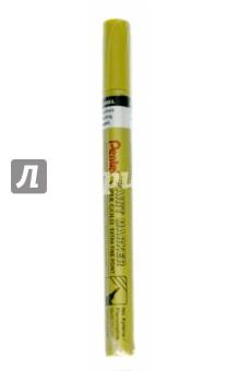 Маркер декор. золотой (MFP10-X)Декоративные маркеры, мелки<br>Маркер золотой.<br>Пластиковый корпус.<br>Сделано в Японии.<br>