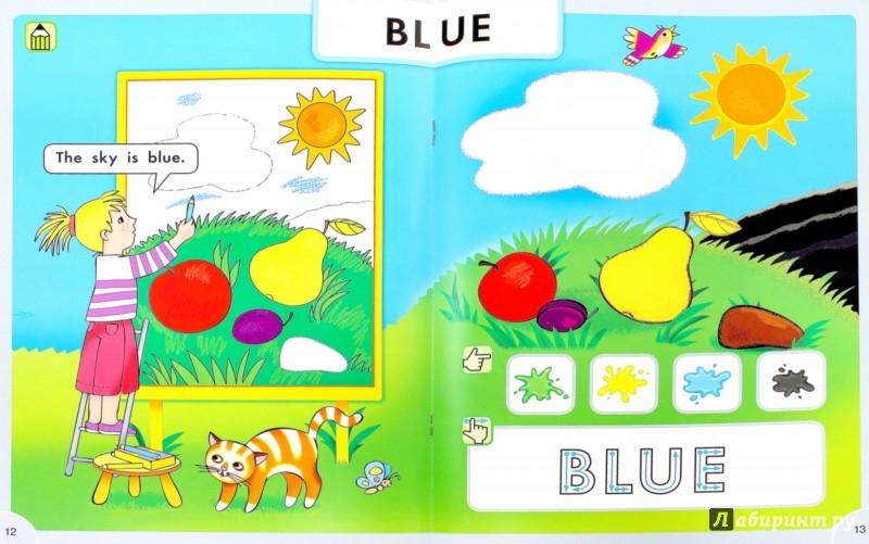 Иллюстрация 1 из 24 для Цвета. Пособие для детей 3-5 лет. ФГОС ДО - Алексей Конобеев   Лабиринт - книги. Источник: Лабиринт