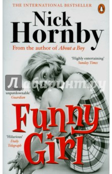 Funny GirlХудожественная литература на англ. языке<br>Set in 1960-s London, Funny Girl is a lively account of the adventures of the intrepid young Sophie Straw as she navigates her transformation from provincial ingenue to television starlet amid a constellation of delightful characters. Insightful and humorous, Nick Hornbys latest does what he does best: endears us to a cast of characters who are funny if flawed, and forces us to examine ourselves in the process.<br>