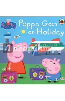 Peppa Goes on HolidayЛитература на английском языке для детей<br>Peppa and her family go on their first holiday abroad. They pack their suitcases and fly all the way to Italy, where they eat pizza and go sightseeing. But theres so much to see and do that Peppa keeps leaving poor Teddy behind! Will he make it home in the end? A first experience story thats perfect for pre-schoolers.<br>
