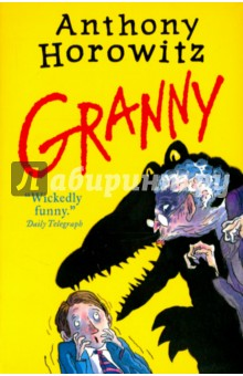 GrannyИзучение иностранного языка<br>Twelve-year-old Joe Warden isnt happy. He has rich, uncaring parents and is virtually a prisoner in the huge family mansion, Thattlebee Hall. Worst of all, though, is his granny. Not only is she physically repulsive, shes horribly mean. She has the look in her eye of a predatory crocodile and Joe starts to suspect that she has unpleasant designs on him. But what are they and how can he foil them?<br>