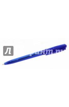 Ручка шариковая (автомат, синяя) (SF-987-3) ( цвет корпуса в ассортименте)