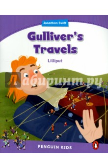 Gullivers Travels. Liliput. Level 5Изучение иностранного языка<br>This is the story of Gulliver, a clever man who loved adventures. This is his greatest adventure! When his ship hits a rock, Gulliver swims to an island called Lilliput. There, he meets a group of tiny people - the Liliputians. But Lilliput is in danger. Will Gulliver help the Liliputians win their war with the Blefuscans? Will the Lilliputians help Gulliver get home again? The story of Gulliver is over 150 years old. It teaches us how different people can work together and be friends.<br>Retold by Crook Marie.<br>